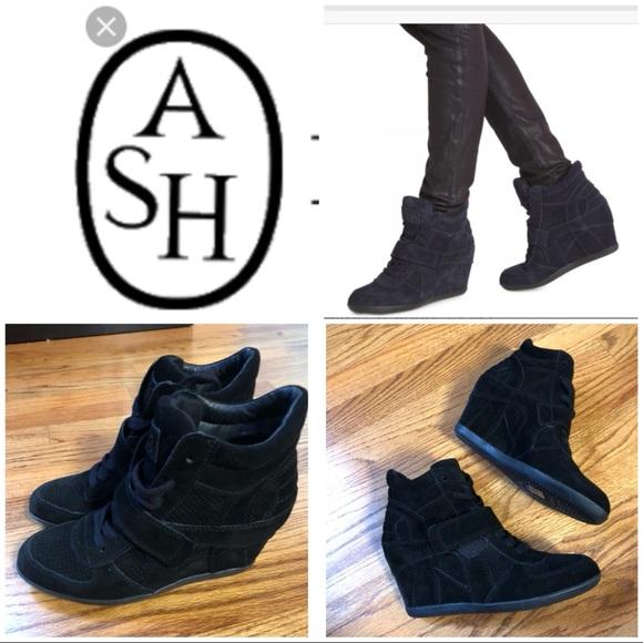 40b1d279f0a51 Ash Shoes | Bowie Wedge Sneaker Nwot | Poshmark